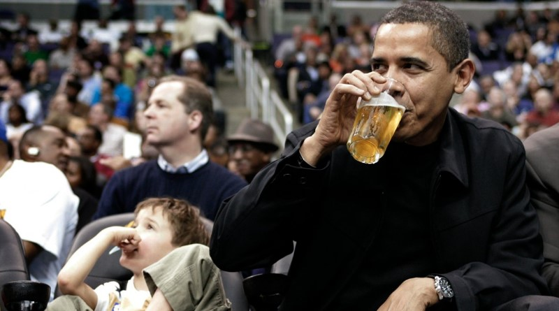 Here's the favorite drink of every US president
