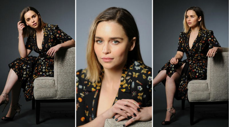 'Game of Thrones' Emilia Clarke joins the 'Star Wars' 'Han Solo' movie