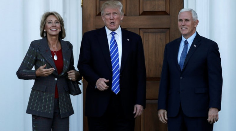 Donald Trump's Cabinet Is On Track To Be The Least Experienced In Modern History