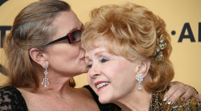 Could Debbie Reynolds have died of a broken heart?