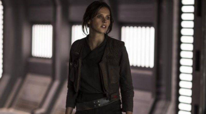 Why 'Star Wars' Star Felicity Jones Studied the Martial Arts Style Wushu for 'Rogue One'