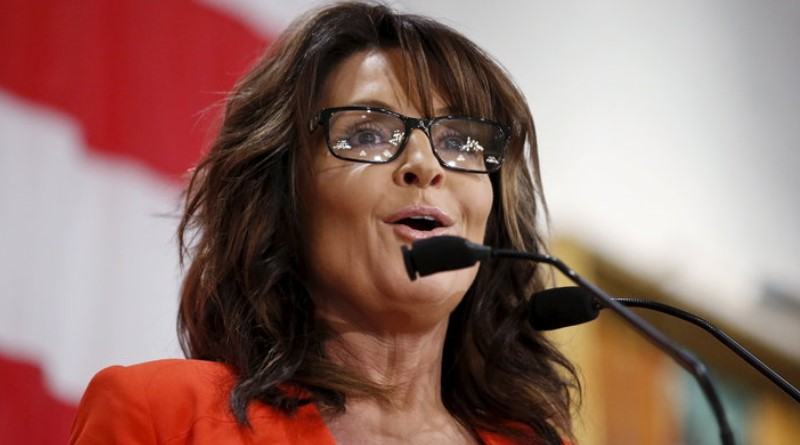 Sarah Palin Blasts GOP Health Care Plan As 'Socialism'