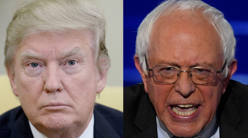 Look who's in favor of 'Medicare for all': Trump voters and Sanders supporters