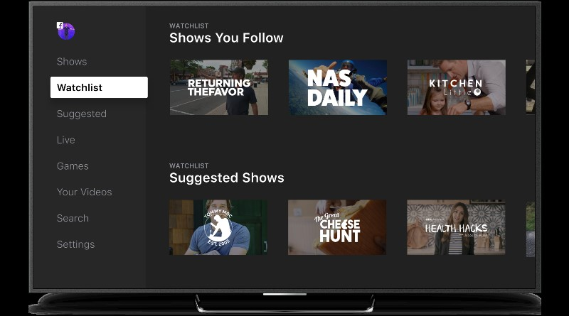 Facebook is expanding access to Watch, its new video hub for original shows