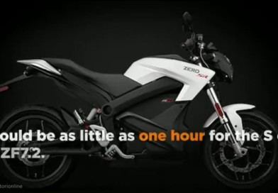 Zero's latest electric motorcycles can recharge in an hour