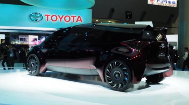Toyota sees traditional gas engines phased out of its line by the 2040s