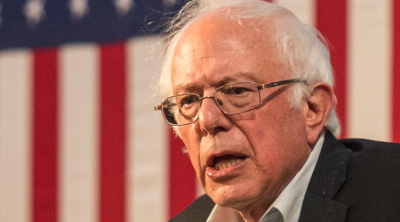 Bernie Sanders Has A Plan To Back Up A Major Trump Campaign Promise