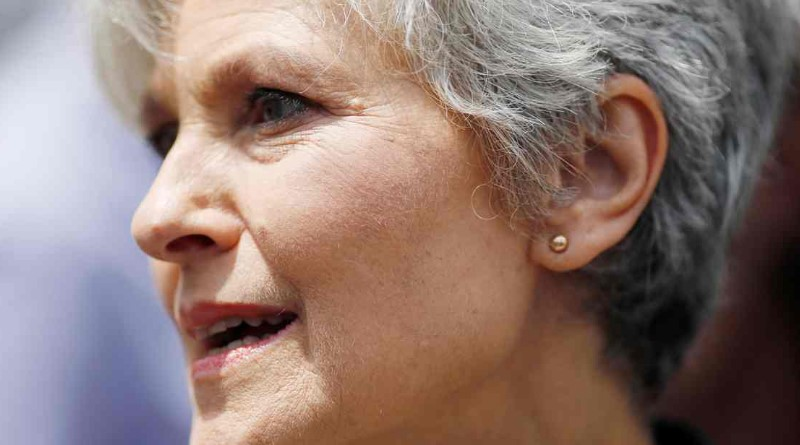 Jill Stein Pushes For Election Recount In Key States