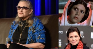 Carrie Fisher dies after heart attack on flight from London