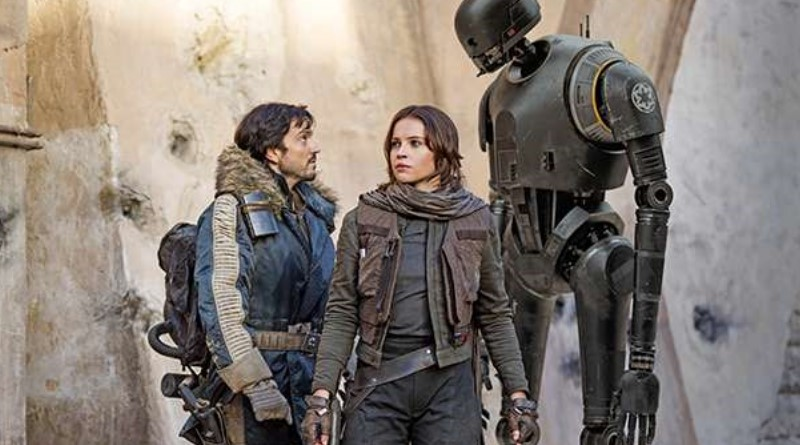 'Rogue One: A Star Wars Story' Launches Into Weekend with $71.1 Million