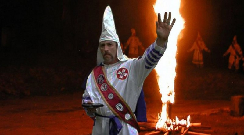 KKK 'imperial wizard' found dead on Missouri riverbank